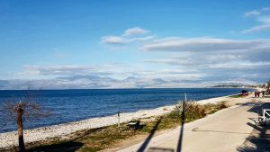 Acharavi beach Corfu Greece