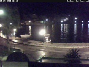 Kassiopi live webcam