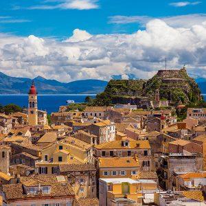 Corfu town Webcams