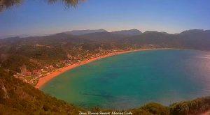 Afionas to Agios Georgios