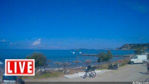 Arillas Live Webcam