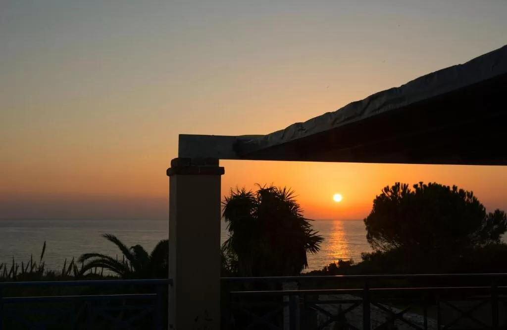 Arillas Luxury villa 3 bedrooms with sea view