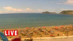 Agios Georgios Corfu Live Webcam