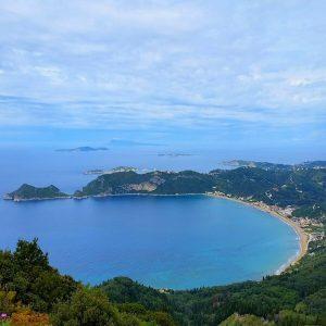Corfu Sky views
