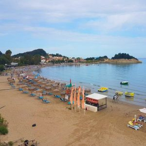Corfu Beach web cameras