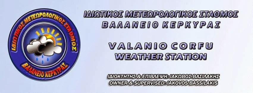 Valanio Weather station
